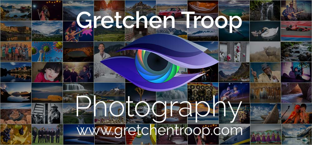 Montage of Gretchen Troop Photography's Photographs